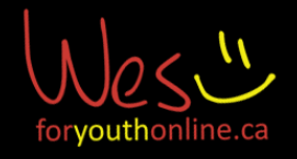 Wes For Youth Online